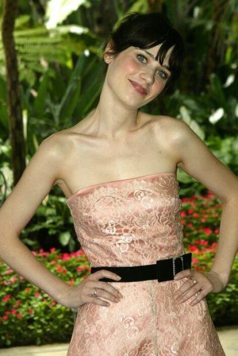 Zooey es la hermana menor de la también actriz Emily Deschanel, más cono...