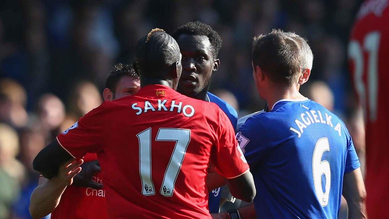 Everton y Liverpool firman tablas en derby