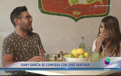 Kany García confiesa que cuando pequeña ¡robó!