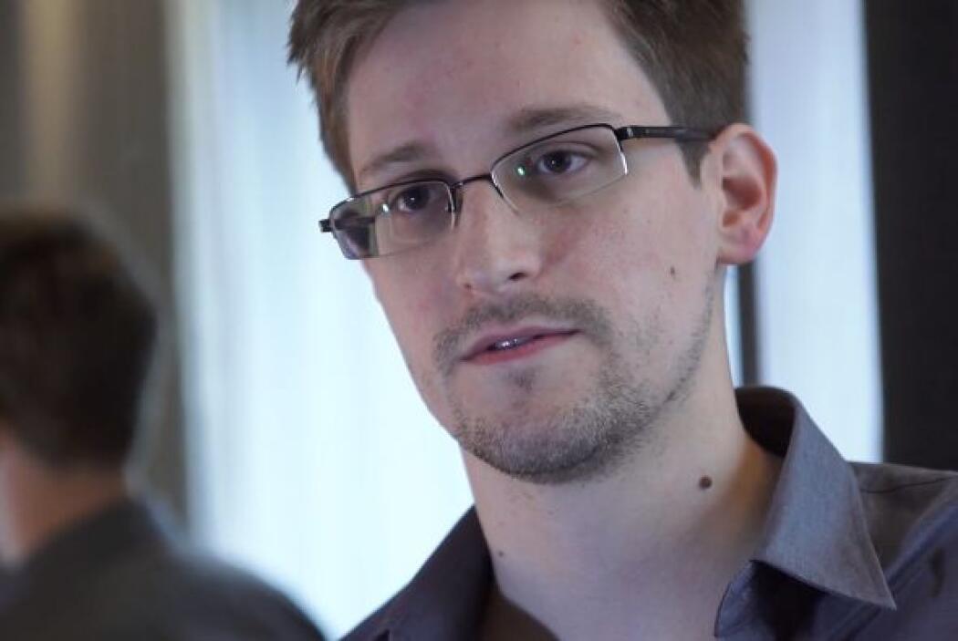 El exanalista de la CIA Edward Snowden, perseguido por Estados Unidos, e...