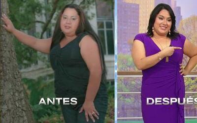 Creían que estaba embarazada hasta que inició su dieta con Chabán