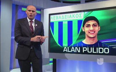 Alan Pulido volverá al futbol europeo