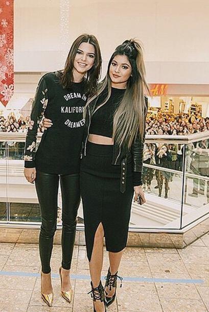 La menor de las Jenner se ha convertido en una polémica chica.