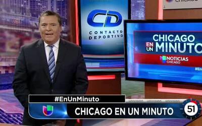 Contacto Deportivo Chicago en un minuto: Todo listo para el quinto juego...