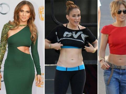 Jennifer Lopez no sólo cautiva con su retaguardia ni sus largas p...