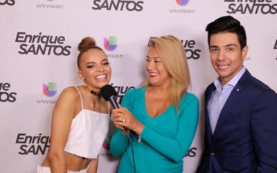 Gilberto Santa Rosa, Henry Santos y Leslie Grace van a Premio Lo Nuestro...