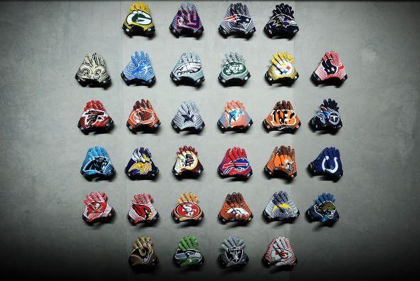Los guantes causaron gran sensación por su atractivo diseño.