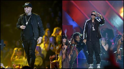 Nicky Jam y Daddy Yankee regresaran juntos a los escenarios después de v...