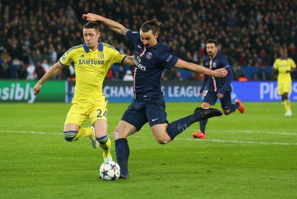 El conjunto francés dominó la mayo parte del juego pero se...