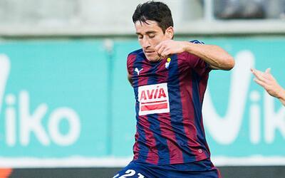 Saúl Berjón es nuevo jugador de Pumas