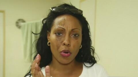 """Cubana en Panamá tras eliminación de 'pies secos, pies mojados': """"Me han..."""