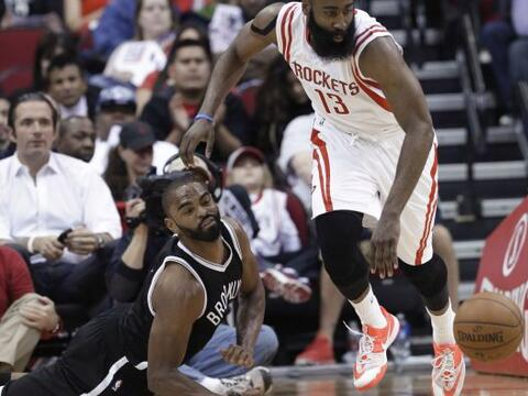 James Harden (Houston Rockets) - Lo que Harden, ha hecho esta temporada...