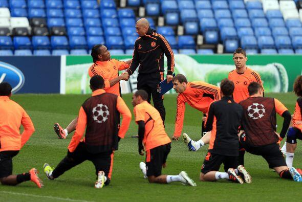 El equipo de Juan Mata y Fernando Torres, que suma 14 tantos a favor y t...
