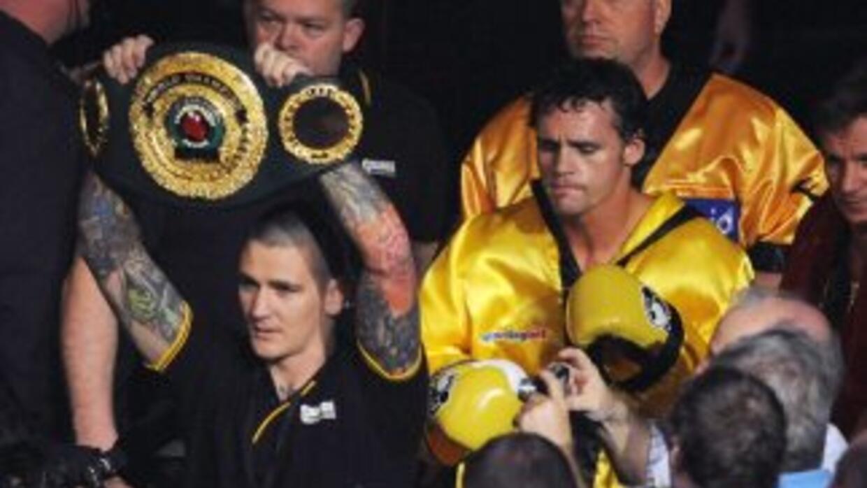 Daniel Geale fue a Alemania a derrotar a Sebastián Sylvester y conseguir...
