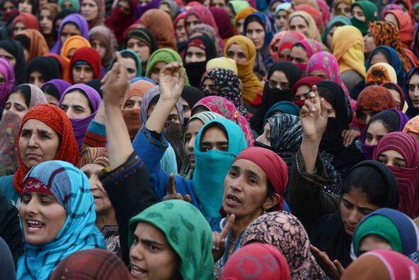 Las constantes denuncias de Jahangir contra el aparato de seguridad del...
