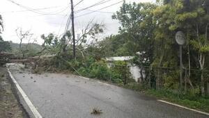 El paso de Erika por Puerto Rico en fotos