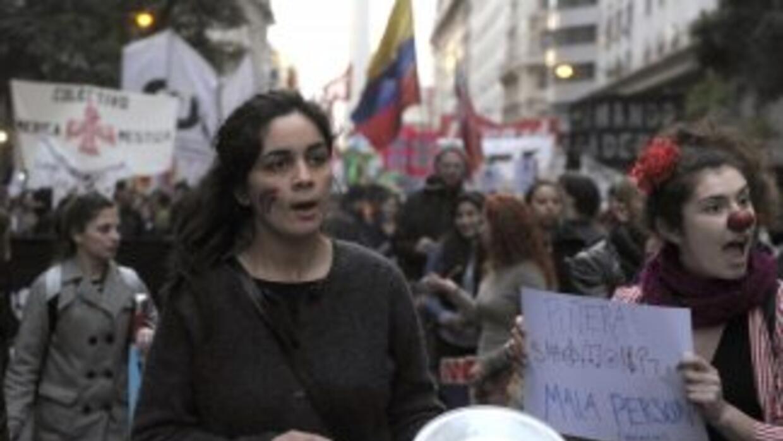 La reunión que se llevaría a cabo entre Sebastián Piñera y los estudiant...