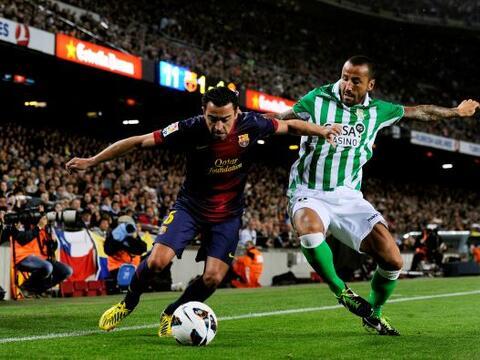 El Barcelona quería olvidarse de su despedida en la Champions Lea...