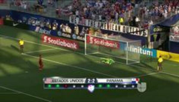 Falló!!! Armando Cooper falló su lanzamiento para el Panamá