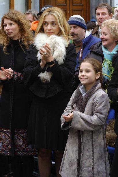 La pequeña ha crecido con la familia Geldof, pero la sosobra de la muert...