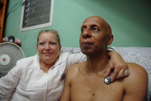 Fariñas, un psicólogo de 49 años, ha realizado una veintena de huelgas d...