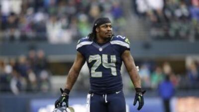 La NFL forzó a Marshawn Lynch a romper su voto de silencio a punta de mu...