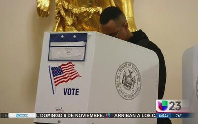 Inician votaciones tempranas en Florida este lunes