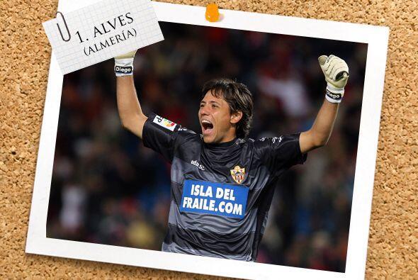 Regresamos con una sorpresa en la portería, Diego Alves, arquero brasile...