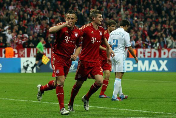 Para el Bayern, los duelos contra el Real Madrid serán los partid...