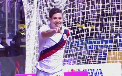 Monterrey y Funes Mori destacan entre los Espumosos de la semana