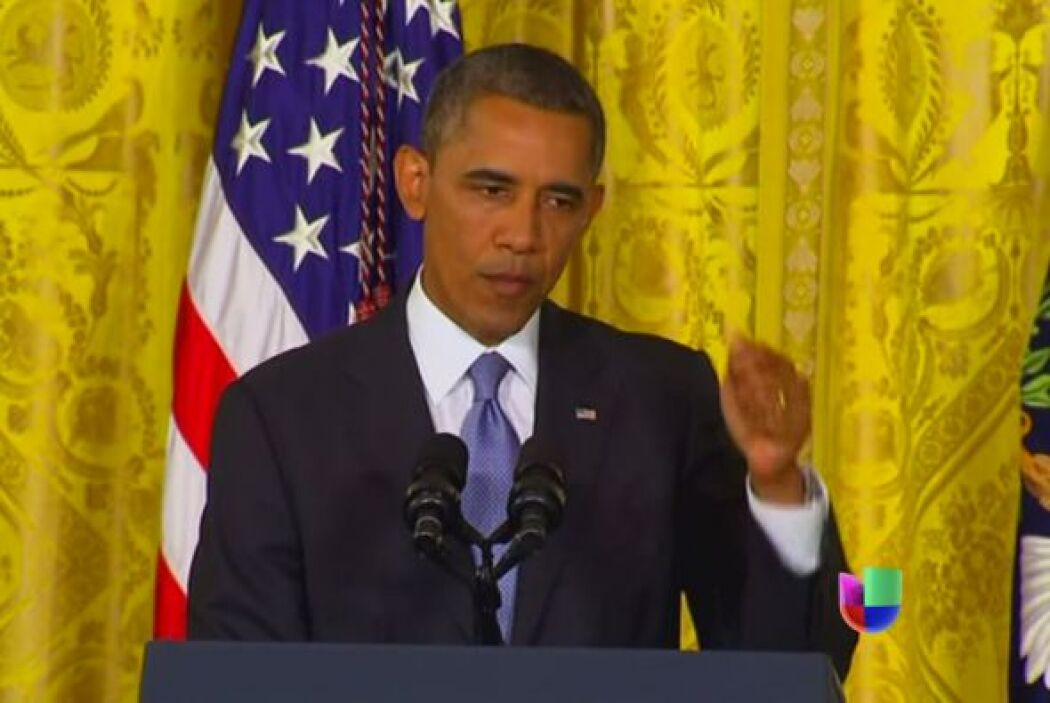 El presidente Barack Obama urgió el viernes a los republicanos de la Cám...