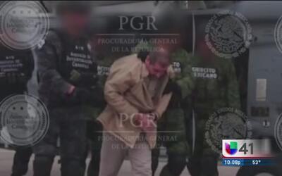Mexicanos desconfían de la decisión de extraditar a Joaquín 'El Chapo' G...