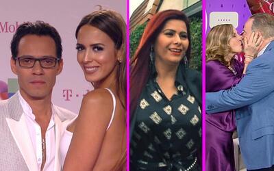 Lo Mejor de la Semana, Raúl le dio tremendo beso a su esposa en vivo, Ca...