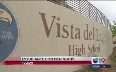 Alerta en escuela por caso de meningitis