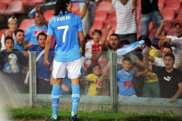 Milan inició ganando, pero Cavani habló con goles, tres pa...