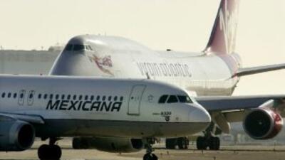 Mexicana de Aviación aún tiene posibilidades de emprender nuevamente el...