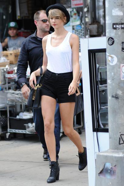 Taylor Swift ha dejado de lado su imagen dulce e infantil.