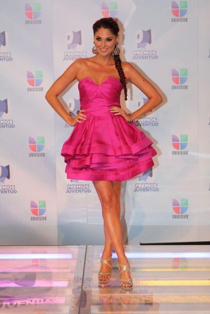 Nada más y nada menos que del concurso Nuestra Belleza México.
