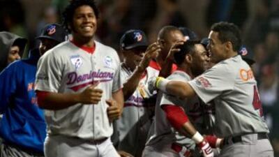 Los Leones dominicanos rugieron hasta la final