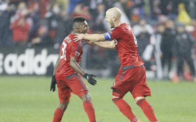 En un emocionante partido Toronto FC clasificó a la final por la...
