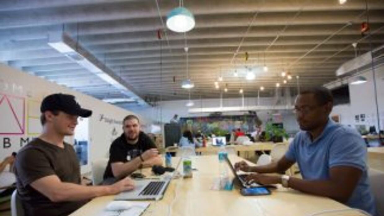 """Autodenominado como un """"campus"""" para emprendedores, The Lab Miami es un..."""