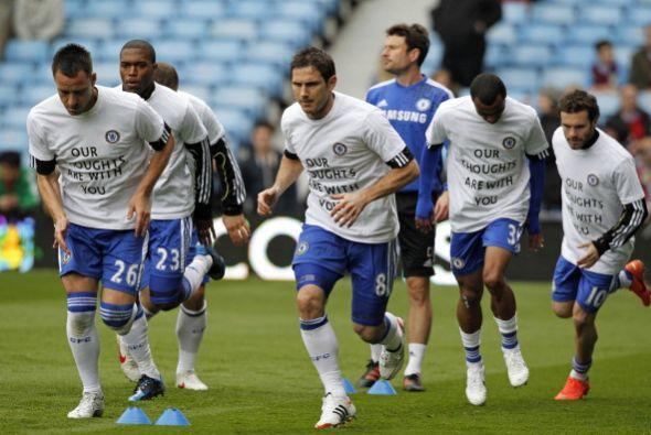 Chelsea le ganó al Aston Villa en un partido emotivo por la enfer...