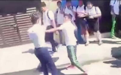 Ni las escuelas se libran de la escalada de violencia en México