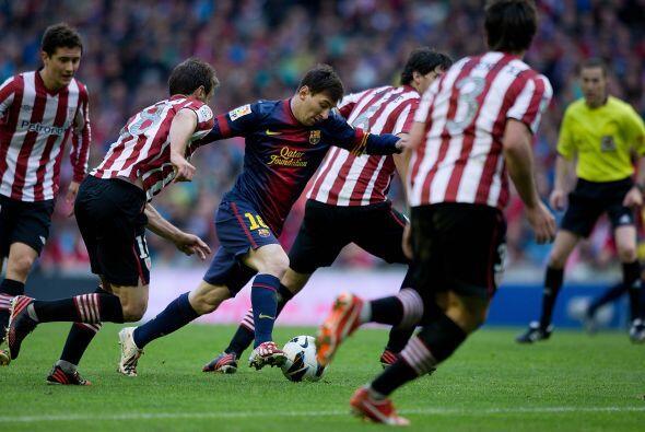 La entrada de Lio Messi dio una nueva dimensión al Barcelona de i...