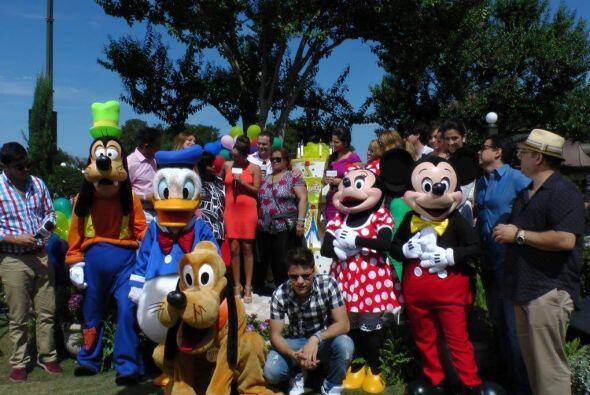 Despierta celebra 17 años en Disney