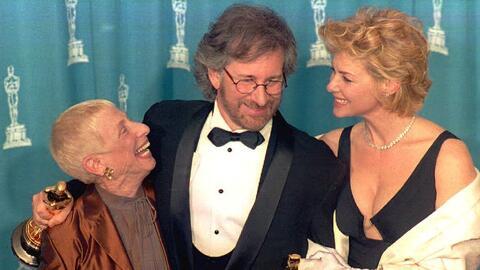 Las tres recetas de la felicidad que heredó Steven Spielberg de su madre