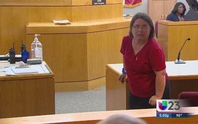 10 años de cárcel para Tammy Lowe