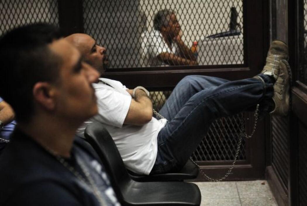 A una célula de 'Los Zetas' se les atribuye la masacre de 11 personas re...