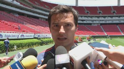 Chivas apoya al 'Cubo' Torres, que quiere aclarar la acusación