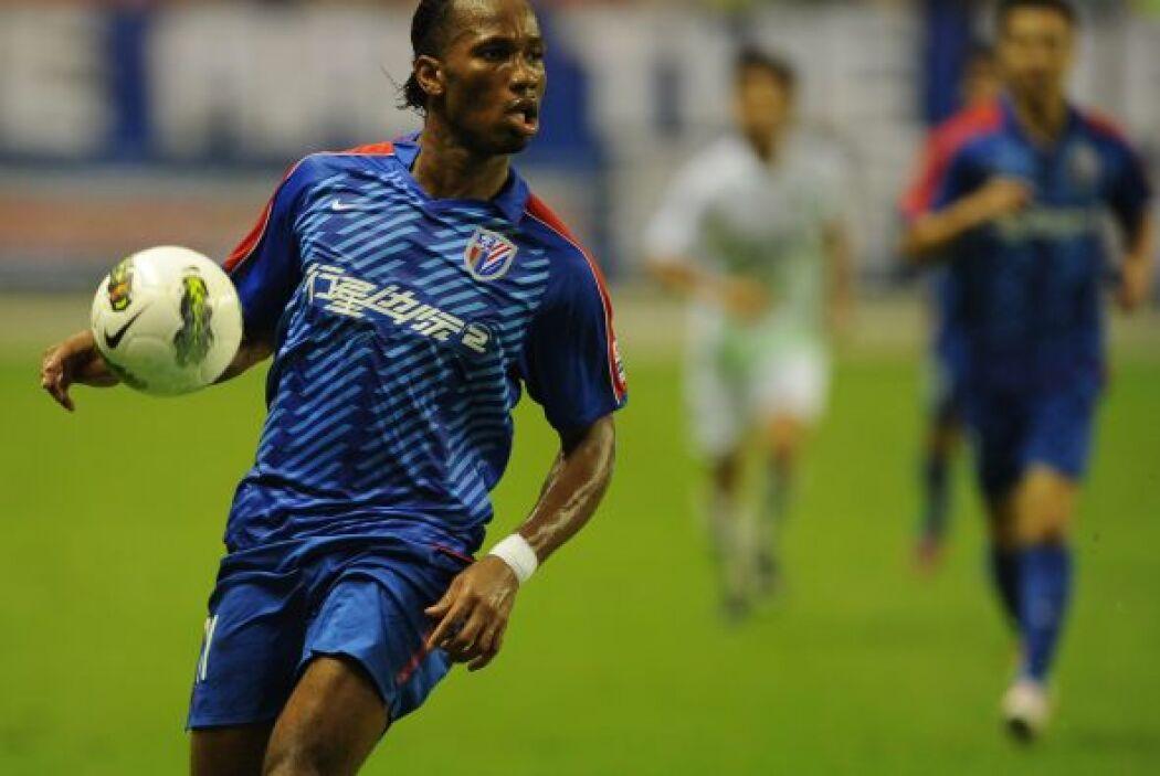 Didier Drogba: El marfileño fue el comandante de un Chelsea irregular y...
